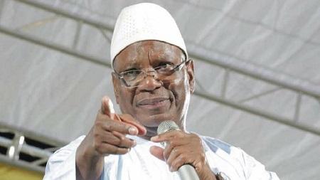 Le président Ibrahim Boubacar Keïta, a annoncé écourter un voyage officiel en Suisse