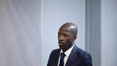 Charles Blé Goudé comme président du Cojep