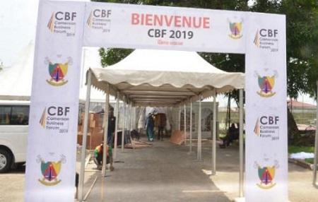 Cameroon Business Forum (plateforme d'échanges entre le secteur public et privé pour l'amélioration du climat des affaires)
