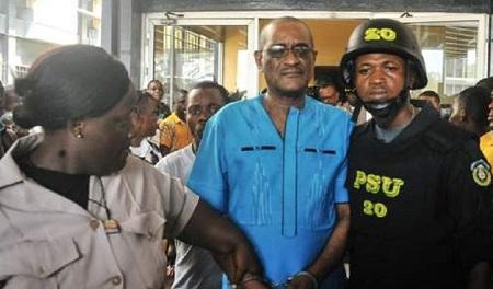Quatre anciens responsables de la Banque centrale du Liberia (CBL) ont été inculpés de blanchiment d'argent et arrêtés