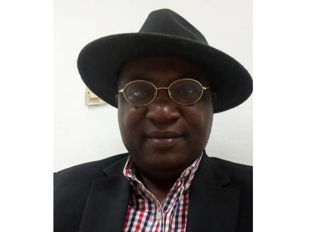 Didier YIMKOUA, Militant écologiste , président de l'ONG World Action Phyto Protection (WAPP)
