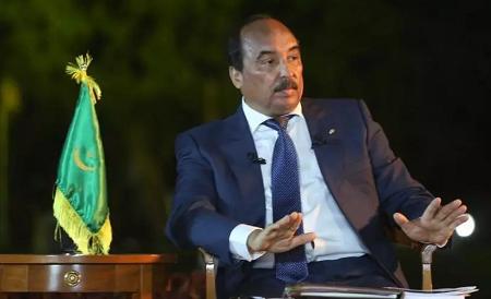 L'ex-président mauritanien Mohamed Ould Abdel Aziz