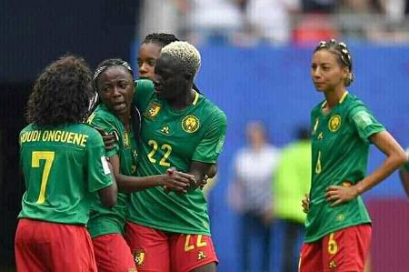 CM 2019 - Huitième de finale  Angleterre - Cameroun (3-0)