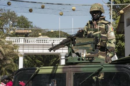 L'armée sénégalaise lance des opérations en Casamance