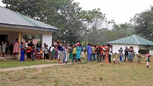 Village de la zone Bamileke à l'ouest, Bangang-Fokam s'apprête à installer au trône son nouveau roi
