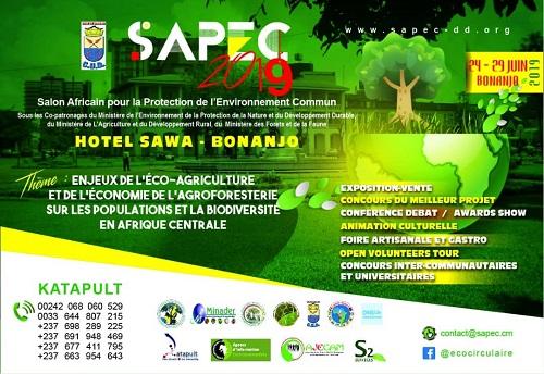 SAPEC le Salon Africain pour la Protection de l'Environnement Commun