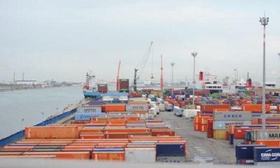 Le terminal à conteneurs du port de Douala, au Cameroun