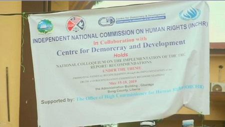 Des groupes de défense des droits de l'homme appellent le président libérien George Weah à mettre en place un tribunal des crimes de guerre