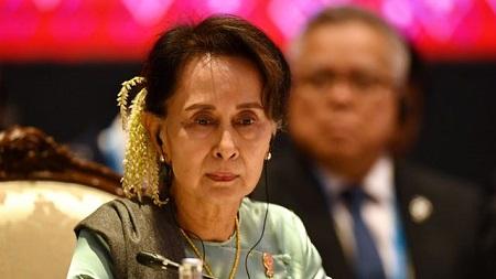 L'armée s'empare du pouvoir et arrête la présidente Aung San Suu Kyi  en Birmanie