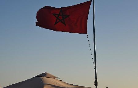 Une nouvelle base aérienne a été créée à Laâyoune, dans la partie du territoire du Sahara occidental administrée par le Maroc© Sputnik . Natalia Seliverstova