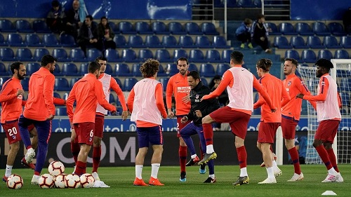 L'Atletico de Madrid effectue un déplacement périlleux ce samedi sur la pelouse du FC Barcelone