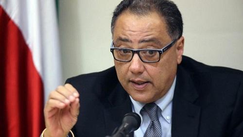 Le vice-président de la Banque mondiale responsable de la région Afrique, Hafez Ghanem. © YASSER AL-ZAYYAT / AFP