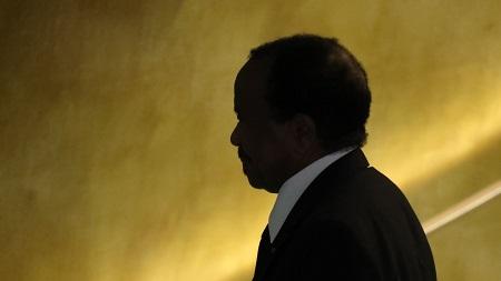 Paul Biya, le chef de l'Etat camerounais