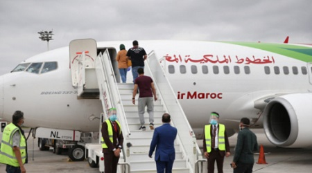 Royal Air Maroc (RAM)prévoit 900 suppressions de postes
