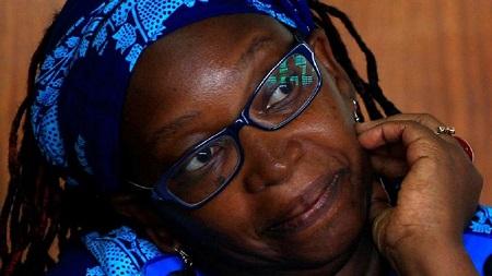 Stella Nyanzi, a été condamné à 18 mois de prison