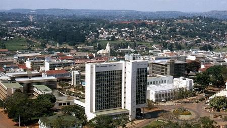 Vue générale de Kampala, la capitale de l'Ouganda. © pixabay/cco/Graham-H