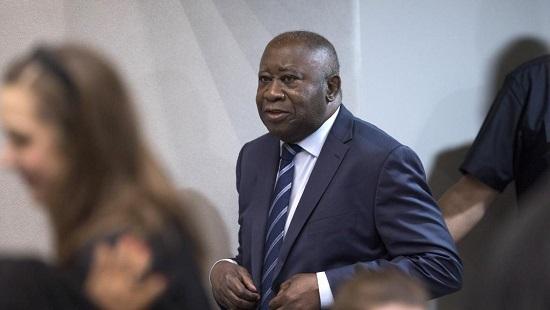 L'ancien président Laurent Gbagbo à la Cour pénale internationale, le 15 janvier 2019. © Peter Dejong / ANP / AFP