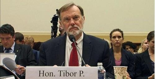 Tibor Nagy, Le diplomate américain