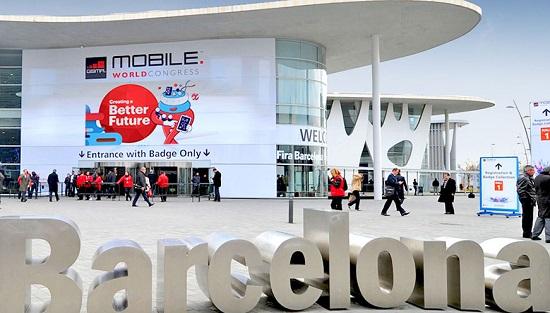 Le Congrès mondial de la téléphonie mobile de 2019 est sur le point d'arriver. Du 25 au 28 février. Photo: A24M