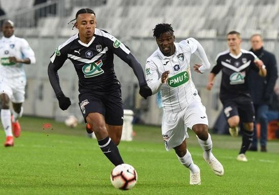 Le très grand espoir Jules Koundé (20 ans) a prolongé son contrat jusqu'en 2023 avec Girondins de Bordeaux