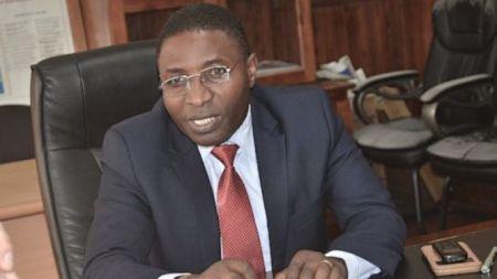 Le ministre de l'énergie Medard Kalemani