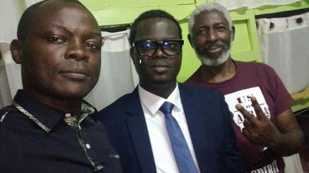 Mamadou Mota, numéro 2 du MRC, est libre