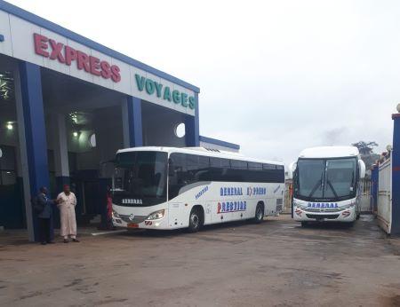 L'agence de voyage Général Express Voyages au Cameroun