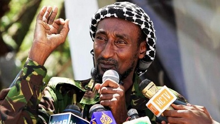 Ahmed Diriye, le leader des militants shebab en Somalie, refait surface