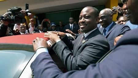 Guilluame Soro est visé par un mandat d'arrêt émis par la justice ivoirienne. (Image d'illustration) © Sia KAMBOU / AFP