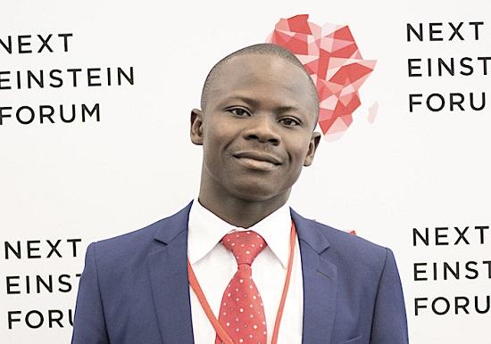 Dodji Aglago, CEO Mobile Labo
