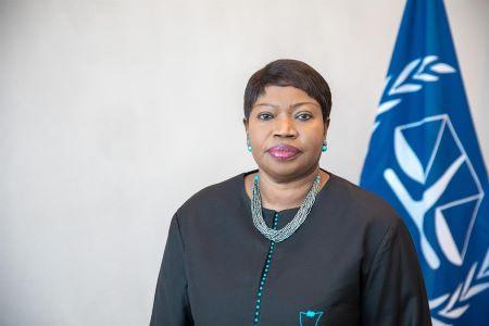 Fatou Bensouda, procureure générale de la Cour pénale internationale quittera son poste mi-juin, après neuf années à la tête de l'institution