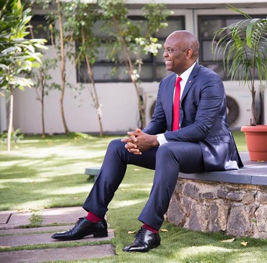 Tony Elumelu, l'homme d'affaires a adressé une lettre aux entrepreneurs africains intitulé