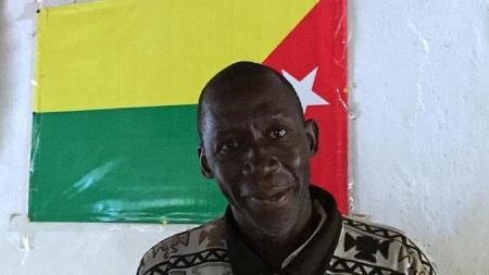 Abdou Elinkine Diatta, a été tué dimanche, alors qu'il assistait à une cérémonie traditionnelle