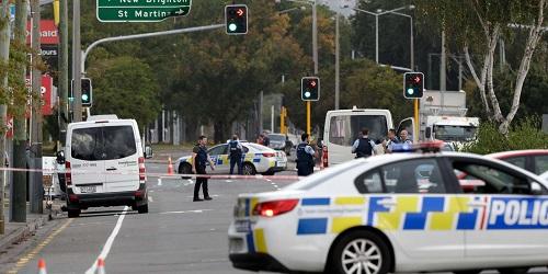 La Nouvelle-Zélande sous le choc après un attentat contre deux mosquées. Photo: capture écran