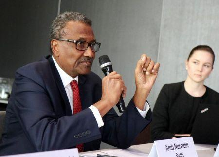 Noureldin Sati, nouvellement nommé à Washington, est un diplomate expérimenté. Il a notamment été ambassadeur en France dans les années 1990