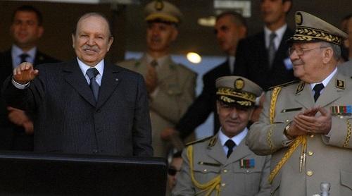 L'ex-président de la République Abdelaziz Bouteflika. New Press