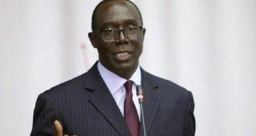 Charles Lufumpa, économiste en chef par intérim et vice-président de la Gouvernance économique et de la gestion des connaissances à la Banque africaine de développement