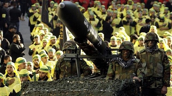 Parade militaire du Hezbollah libanais. (Archives)