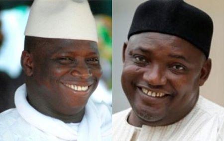 Yahya Jammeh a annoncé une alliance avec le parti au pouvoir d'Adama Barrow