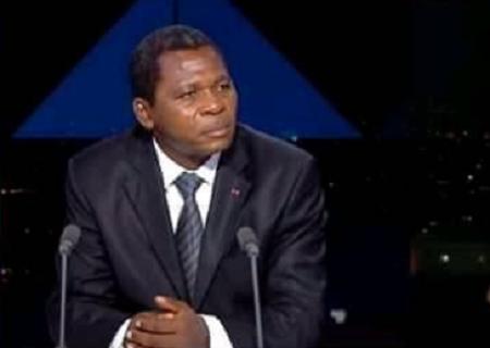 le ministre de l'Administration territoriale (Minât), Paul Atanga Nji