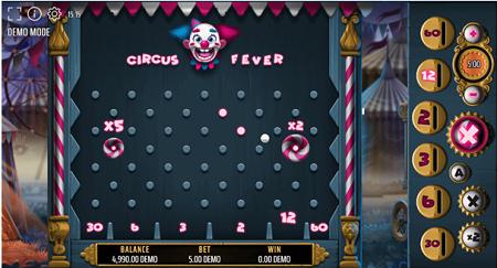 Circus fever de Supergooal