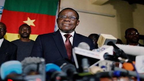 Le principal opposant camerounais Maurice Kamto, arrêté fin janvier et écroué depuis à Yaoundé