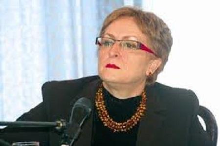 L'ancienne ministre algérienne de la Culture, Khalida Toumi. Photo: h24info