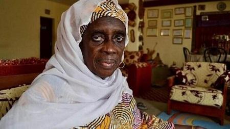 Aissata Kane, Fille de Mame Ndiack Elimane Abou Kane