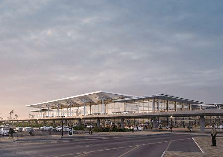 L'aéroport de Bata en Guinée Equatoriale