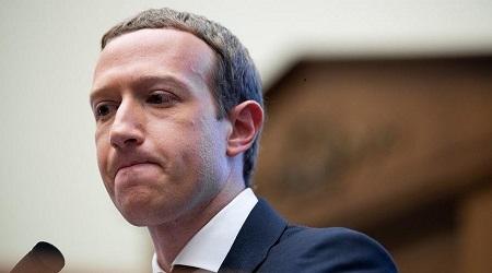 Mark Zuckerberg, patron de Facebook. D. R.