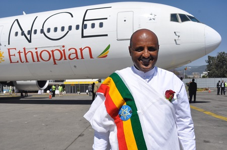 Tewolde GebreMariam, CEO du groupe Ethiopian Airlines