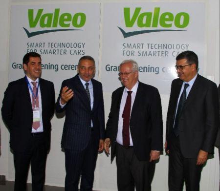 L'équipementier automobile français Valeo a inauguré, le 3 mai, un nouveau site industriel au Maroc