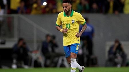 La superstar du Paris SG Neymar, visée par une retentissante accusation de viol qu'il nie