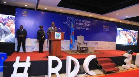 Le président de la République démocratique du Congo, Félix Tshisekedi, l'a dévoilé le 3 septembre 2019